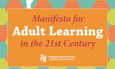 Foto: Manifesto for adult learning