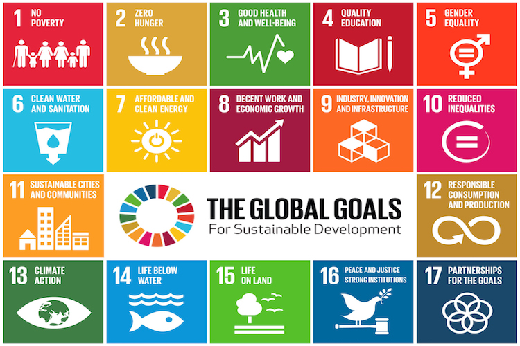 Foto: UN Sustainable Development Goals