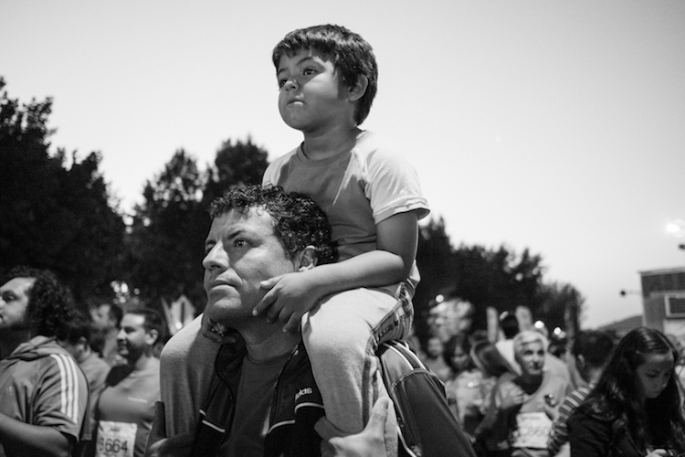 Foto: Francisco Osorio - Lic. Creative Commons (https://flic.kr/p/bE8YXt | CL Society 210: Father and son)